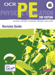OCR AS PE Revision Guide, Paperback