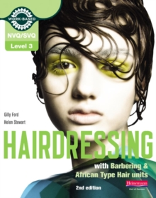 Level 3 (NVQ/SVQ) Diploma in Hairdressing (inc Barbering & African-Type Hair Units) Candidate Handbook, Paperback Book