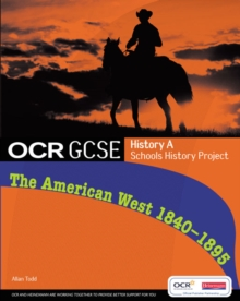 GCSE OCR A SHP: American West 1840-95 Student Book, Paperback