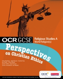 OCR GCSE RS A: Perspectives on Christian Ethics, Paperback