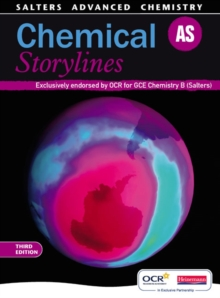 Salters Advanced Chemistry: Chemical Storylines AS, Paperback