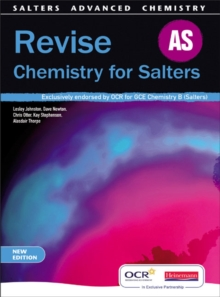 Revise AS for Salters, Paperback