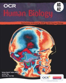 OCR Human Biology AS & A2 Student Book, Paperback Book