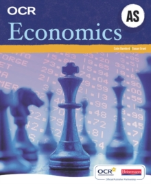 OCR A Level Economics Student Book (AS), Paperback Book