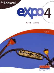 Expo 4 for Edexcel Higher Student Book, Paperback