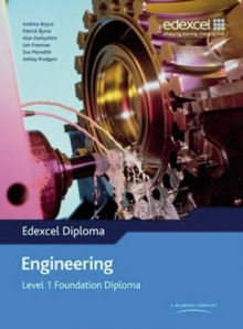 Edexcel Diploma: Engineering: Level 1 Foundation Diploma Student Book, Paperback