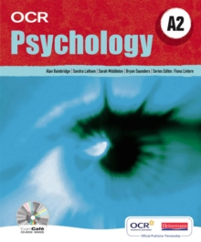 OCR A Level Psychology Student Book (A2), Mixed media product