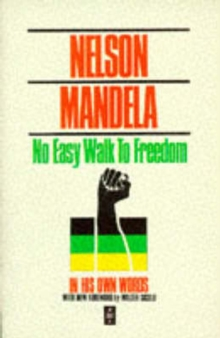 No Easy Walk to Freedom, Paperback