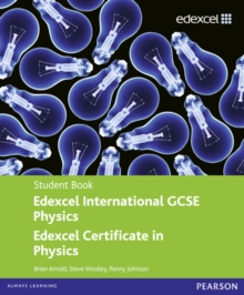 Edexcel International GCSE Physics Student Book with ActiveBook CD, Mixed media product