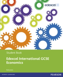 Edexcel International GCSE Economics Student Book with ActiveBook CD, Mixed media product
