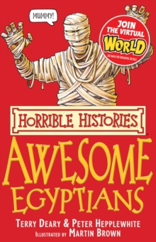 The Awesome Egyptians, Paperback
