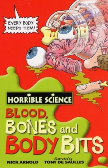 Blood, Bones and Body Bits, Paperback