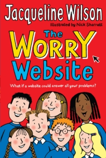The Worry Website, Paperback Book