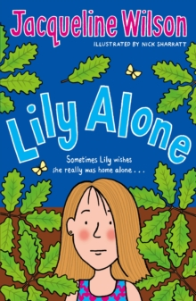 Lily Alone, Paperback Book