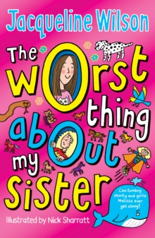 The Worst Thing About My Sister, Paperback
