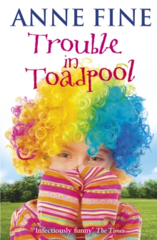 Trouble in Toadpool, Paperback