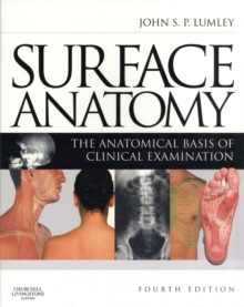 Surface Anatomy 4e, Paperback Book