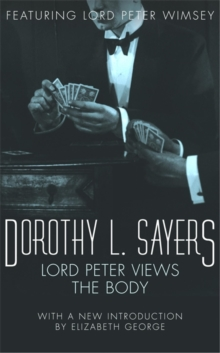 Lord Peter Views the Body, Paperback