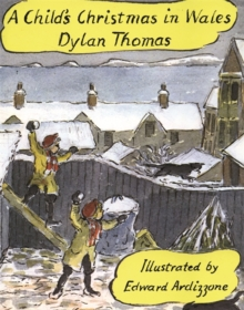 A Child's Christmas in Wales, Paperback