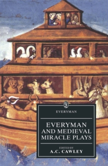 Everyman and Medieval Miracle Plays, Paperback