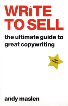 Write To Sell, Paperback Book