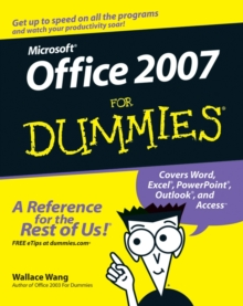 Office 2007 For Dummies, Paperback