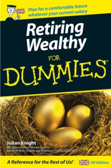 Retiring Wealthy For Dummies, Paperback