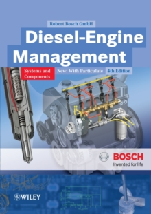 Diesel-Engine Management, Hardback