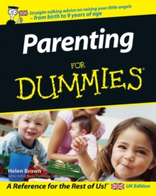 Parenting For Dummies, Paperback Book