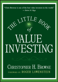 The Little Book of Value Investing, Hardback