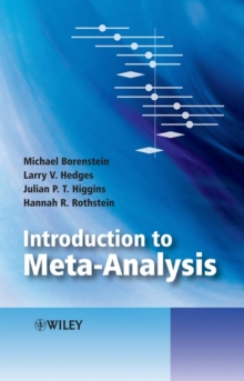 Introduction to Meta Analysis, Hardback