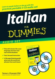 Italian For Dummies, Undefined