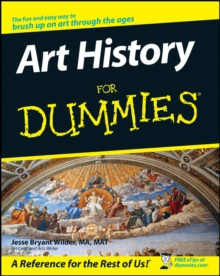 Art History For Dummies, Paperback Book