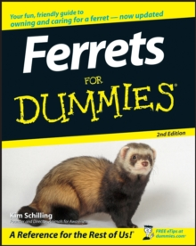 Ferrets For Dummies, Paperback