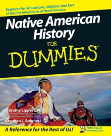 Native American History For Dummies, Paperback