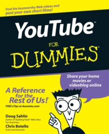 YouTube For Dummies, Paperback Book
