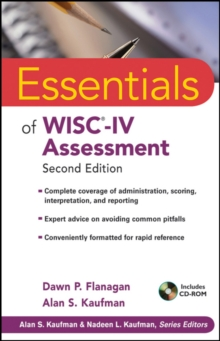 Essentials of WISC-IV Assessment, Paperback