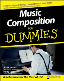 Music Composition For Dummies, Paperback