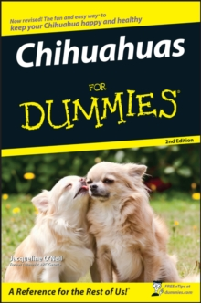 Chihuahuas For Dummies, Paperback