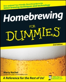 Homebrewing For Dummies, Paperback