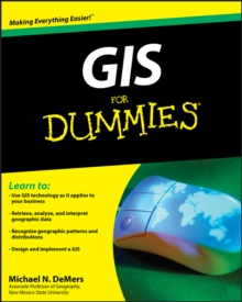 GIS For Dummies, Paperback