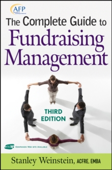 The Complete Guide to Fundraising Management, Hardback