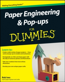 Paper Engineering and Pop-Ups For Dummies, Paperback