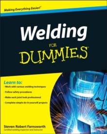 Welding For Dummies, Paperback