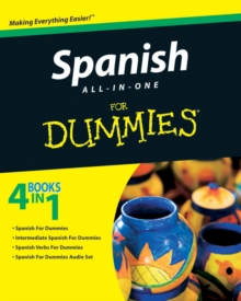 Spanish All-in-One For Dummies, Paperback