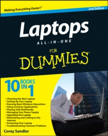 Laptops All-in-One For Dummies, Paperback