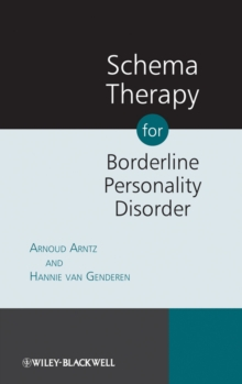Schema Therapy for Borderline Personality Disorders, Paperback