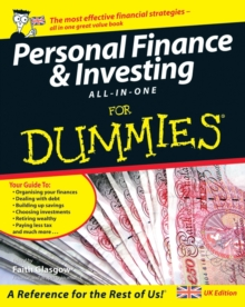 Personal Finance and Investing All-in-One For Dummies, Paperback