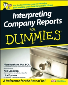 Interpreting Company Reports For Dummies, Paperback
