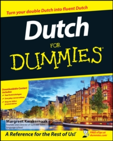 Dutch For Dummies, Paperback
